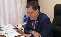 Сергей Рябухин провел прием граждан