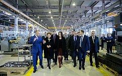 Г. Карелова: Поддержка перспективных производств станет хорошим сигналом для инвесторов