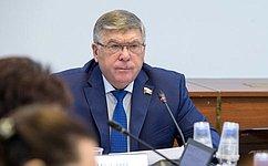 Комитет СФ посоциальной политике рекомендовал одобрить введение контрольных закупок