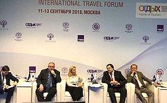 И. Фомин: сенаторы поддерживают существующую насегодняшний день редакцию Федеральной целевой программы «Развитие внутреннего ивъездного туризма вРоссийской Федерации (2019– 2025годы)