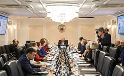 Предложения Удмуртской Республики поразвитию образования икультуры поддержаны профильным Комитетом СФ