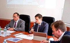 Предложения Московского дорожного университета поорганизации строительства дорог для Республики Коми очень актуальны– Д.Шатохин