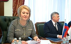 Л. Гумерова: Важно развивать иукреплять взаимодействие полинии законодательных органов России иИндонезии