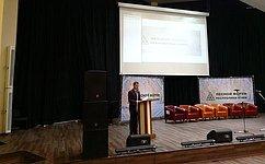 Д.Шатохин: Заботясь осостоянии лесов, мы строим надежный фундамент будущего