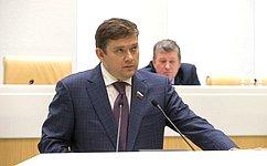 Н. Журавлев: Объединение двух санируемых банков поможет оперативному восстановлению их финансовой устойчивости