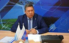В. Полетаев провел прием граждан