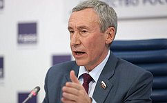 А.Климов: Против России ведется информационная война, «поле битвы» вкоторой– выборы