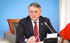 Ю. Воробьев: Новые федеральные законы улучшат положение судебных приставов исотрудников системы исполнения наказаний
