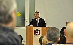С. Фабричный: Многообразие политических идей способствует развитию общества