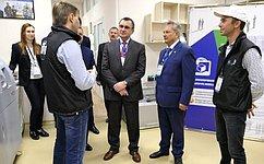 Н. Федоров провел ряд рабочих встреч вСтаврополе