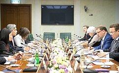 Россия воспринимает Сингапур как важного иперспективного стратегического партнера— К.Косачев