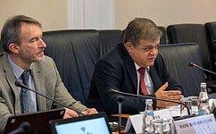 В.Джабаров провел встречу сдепутатом Парламента Армении, членом ПА ОБСЕ Т.Уриханяном