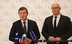 А. Турчак: Мы работаем над ускоренной цифровизацией регионов