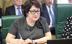 Л. Талабаева встретилась сучастниками проекта «Высшая студенческая школа парламентаризма»