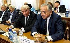 Ю. Бирюков принял участие впервой сессии Народного Хурала Республики Калмыкия