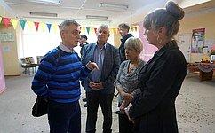 С.Фабричный: Проект «Культура малой Родины» помогает оказывать поддержку сельским клубам вНовгородской области
