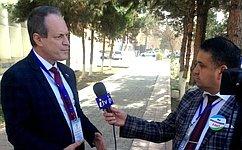 А.Башкин: Выборы Президента Республики Узбекистан прошли вполном соответствии сзаконодательством имеждународными нормами