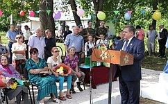 В.Джабаров: Коммуна «ИКОР»– неотъемлемая часть истории Еврейской автономной области