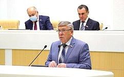 СФ одобрил закон, направленный насоздание системы госрегулирования оборота ипотребления никотинсодержащей продукции