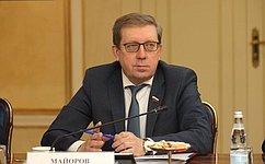 А. Майоров: Принятые изменения взаконодательство позитивно влияют наразвитие виноградарства ивиноделия вРоссии