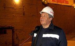 А. Чернецкий: Необходимо принять федеральную программу развития метрополитенов вроссийских городах-миллионниках