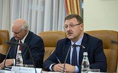 К. Косачев: Западная политика санкций против России работает невинтересах американского бизнес-сообщества
