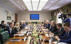 С. Кисляк: Ситуация всфере внешней безопасности России вызывает законные озабоченности