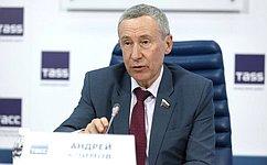 Насессии АТПФ вХаное все российские резолюции были единогласно поддержаны участниками форума— А.Климов