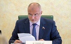 Действия украинских властей вотношении К.Вышинского представляют собой нарушение его личной свободы— А.Клишас