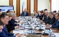 О. Мельниченко: Для решения вопросов развития Забайкалья необходима поддержка федерального центра