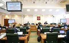 Профильный Комитет СФ поддержал закон осовершении сделок сиспользованием финансовой платформы