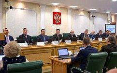 Профильные Комитеты Совета Федерации рекомендовали палате одобрить кандидатуру И.Краснова надолжность Генерального прокурора
