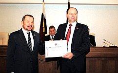 С. Белоусов: Постановление Алтайского парламента осоздании лесопаркового пояса Барнаула– своевременное ипрофессиональное