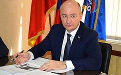 ВЧелябинской области эффективно реализуются региональные ифедеральные программы, направленные наразвитие территории— О.Цепкин