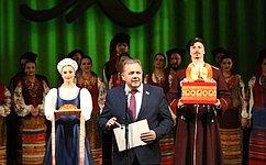 В. Павленко: Поморы иказаки вновь продемонстрировали единство Великой России