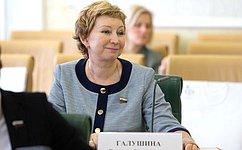 Р.Галушина: Задачи социального блока– один изприоритетов развития Ненецкого автономного округа