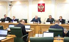 Сенаторы рекомендовали палате одобрить дату проведения президентских выборов