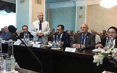 В.Круглый: Наконференции Ассоциации детских больниц России обсуждаются лучшие региональные практики