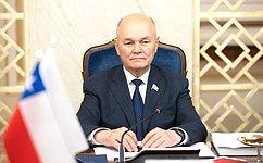 М. Щетинин: Россия иЧили развивают сотрудничество вобласти сельского хозяйства
