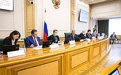 Профильный Комитет СФ поддержал вцелом концепцию бюджета на2022год инаплановый период 2023 и2024годов