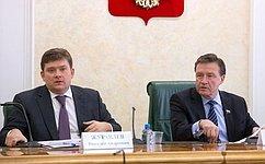Н.Журавлев: Необходимо продолжить совершенствование законодательства всфере микрофинансирования