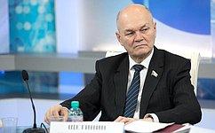 Профильный Комитет СФ рассчитывает надальнейшее конструктивное сотрудничество сМинсельхозом России— М.Щетинин