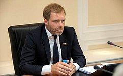 А. Кутепов: Необходимо повышать эффективность взаимодействия территориальных органов исполнительной изаконодательной государственной власти