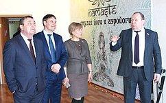 В. Лаптев принял участие всобрании трудовых коллективов Куйбышевского района Новосибирской области