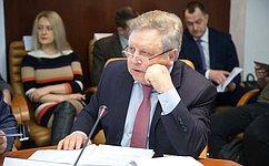 Е. Серебренников: Внедрение системы вызова экстренных служб поединому номеру «112» отвечает интересам всего населения России