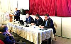 В.Тимченко: Традиционные семинары— это отличная возможность проработать актуальные вопросы местного самоуправления