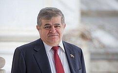 В.Джабаров: Парламентариям России иИталии необходимо поддерживать постоянный диалог