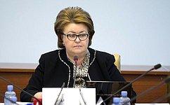 З.Драгункина: Реализация предложений российской делегации станет важным итогом работы конференции ОБСЕ вВене