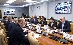 ВСФ обсудили эффективность механизма инвестиционных квот врыбохозяйственном комплексе