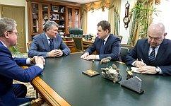 Ю. Воробьев: Согласован проект программы V Форума регионов Беларуси иРоссии